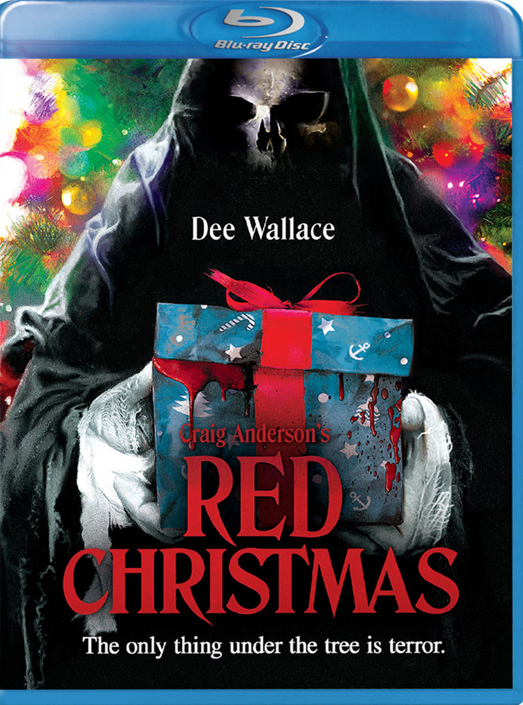 Red Christmas [Bluray] [2016] in 2019 Christmas horror