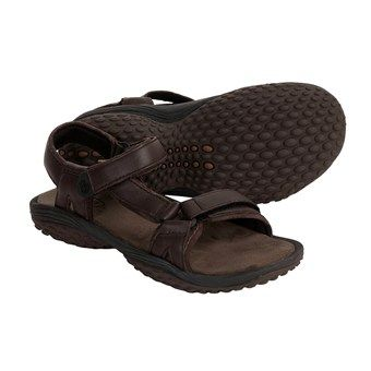 3be24fd4d Teva Pretty Rugged Leather 2 Sandals -- Microban® (For Women) in Barrel