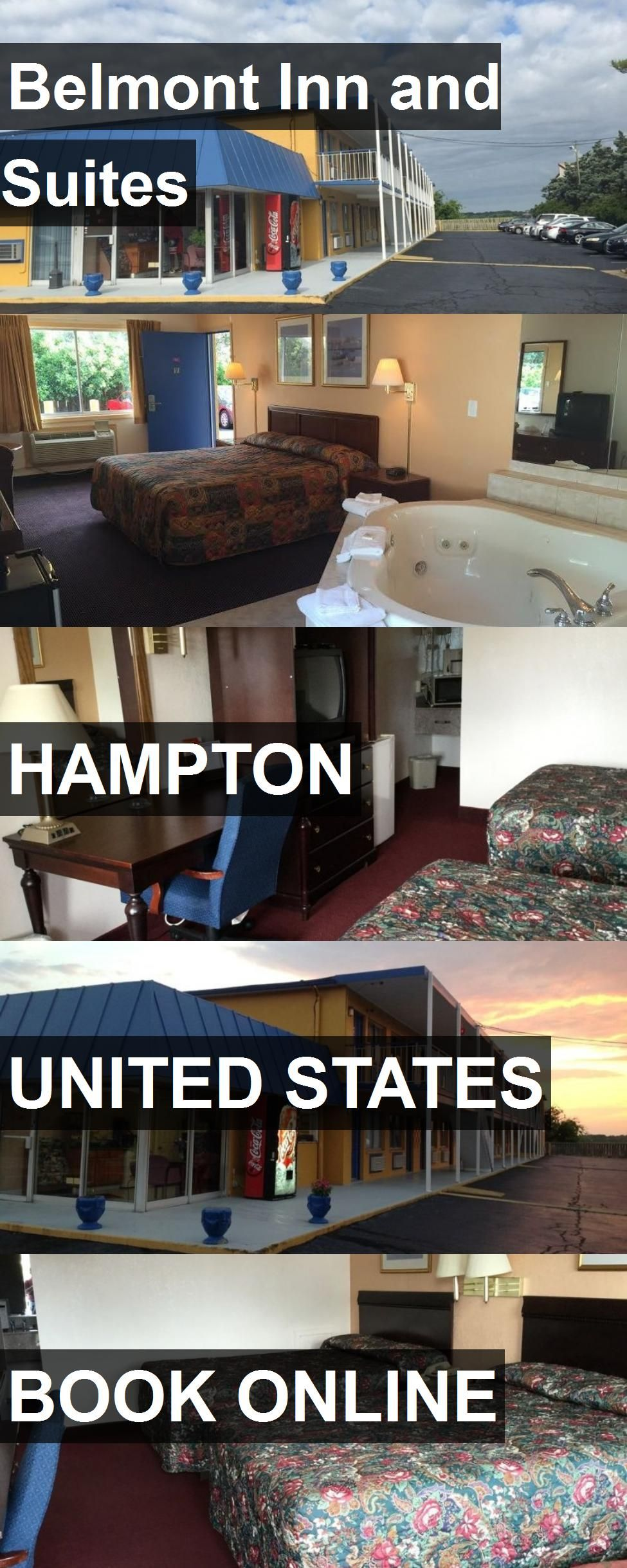 Hotel Belmont Inn and Suites in Hampton, United States