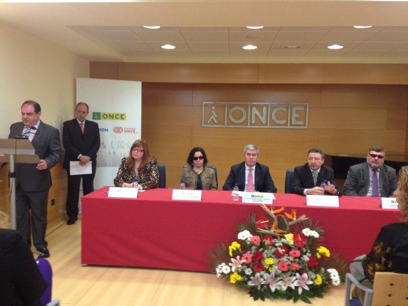 La ONCE genera casi mil cuatrocientos empleos en la provincia