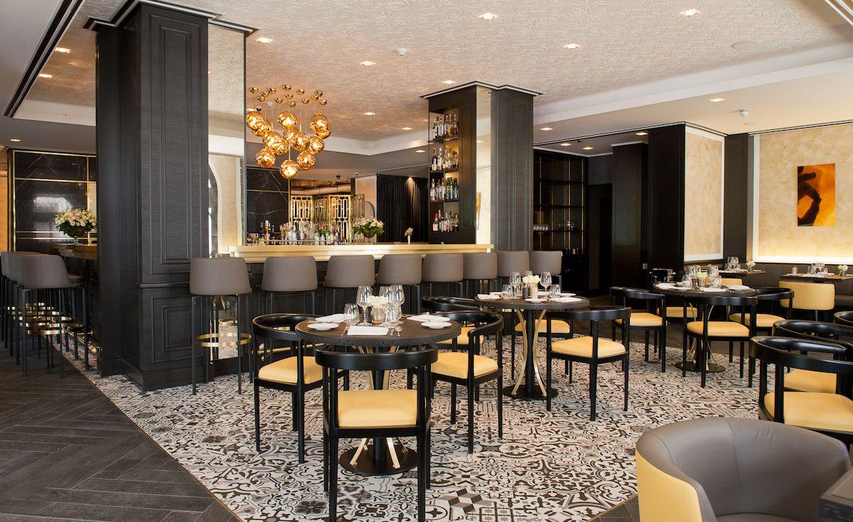 Osteria 60 London Uk  Restaurant Interior Design Dining Chairs Best Restaurant Dining Room Chairs Design Inspiration