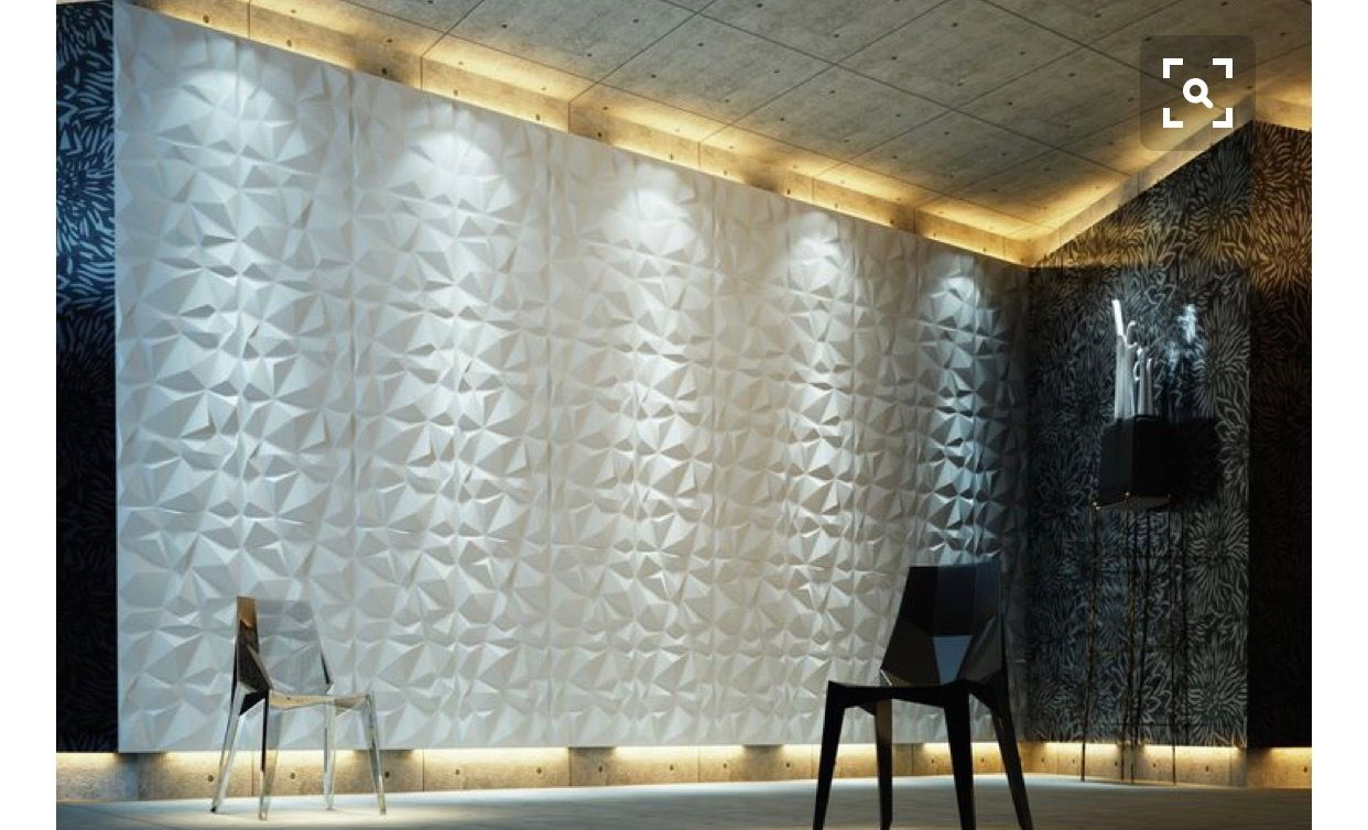 Pin By Nelson De Castro On Walls Wall Paneling White Paneling 3d Wall Panels