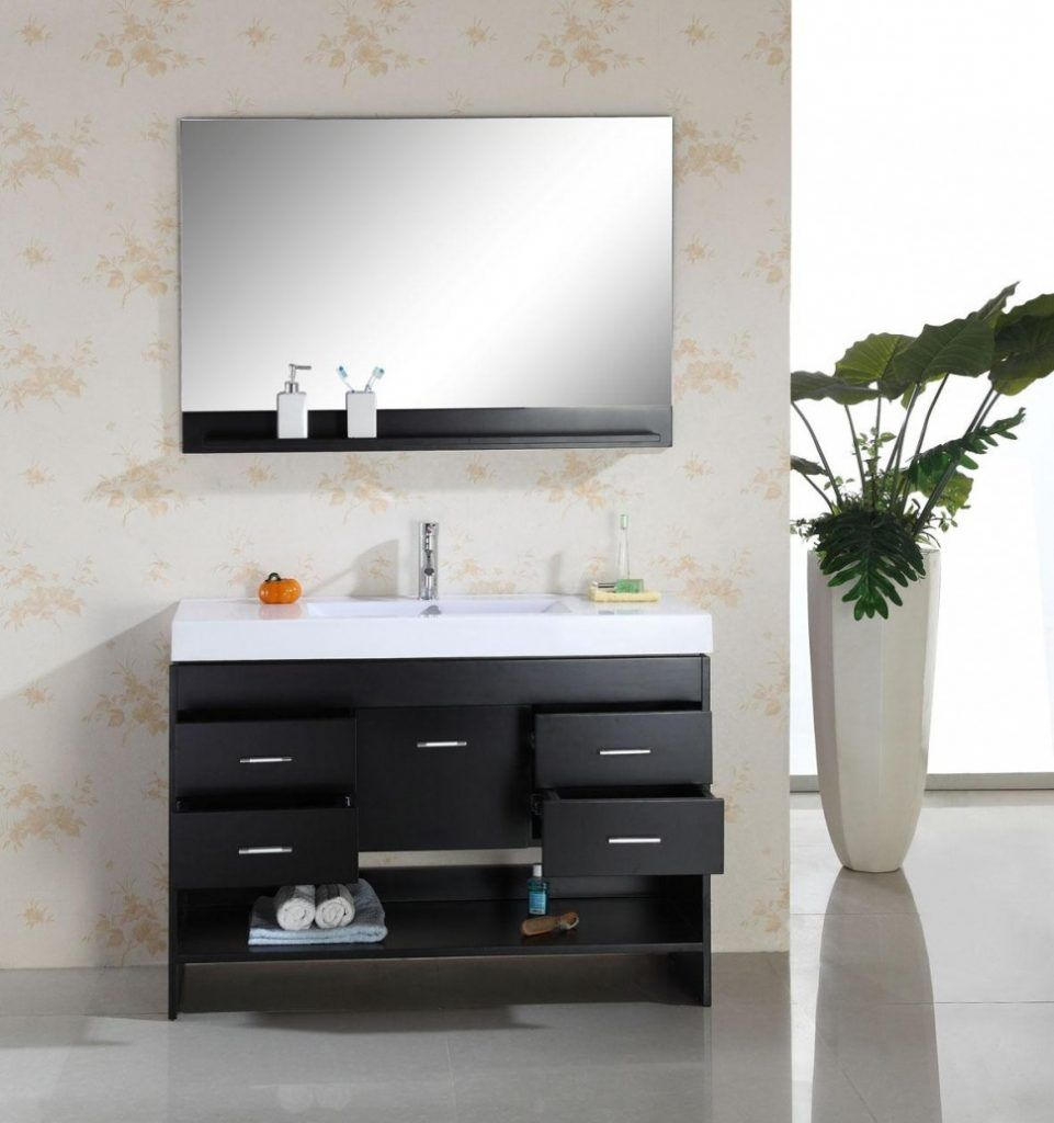 Pin On Bathroom Cabinet Ideas