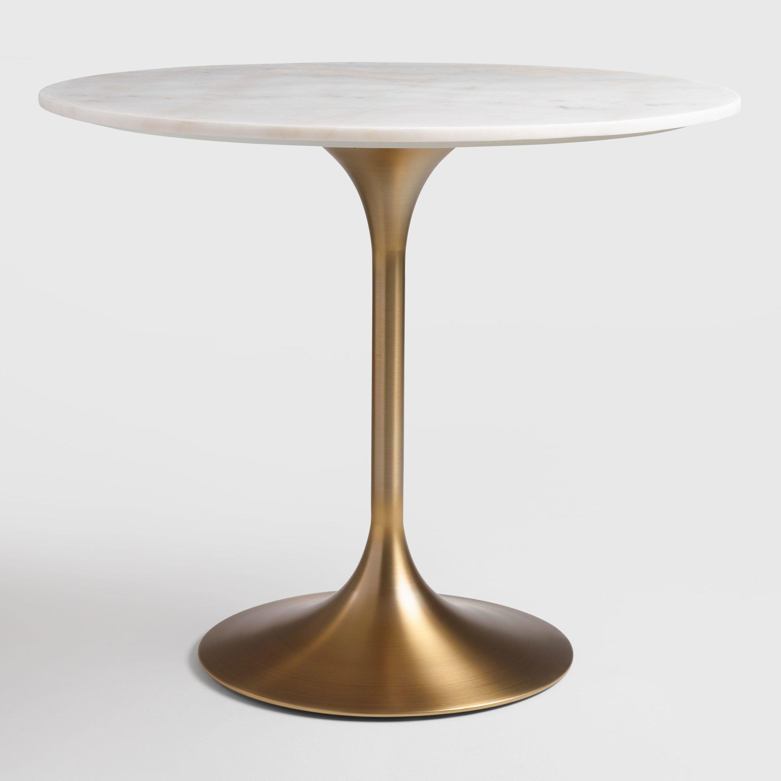 Kuchentische Die Einen Platz In Ihrem Zuhause Verdienen In 2020 Marmor Esstische Kuche Tisch Tulpentisch