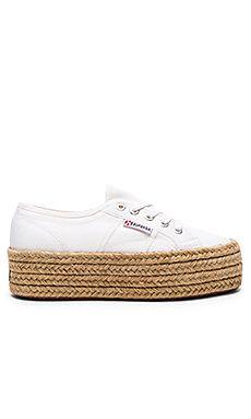 Superga 2790 Cotro Sneaker in White