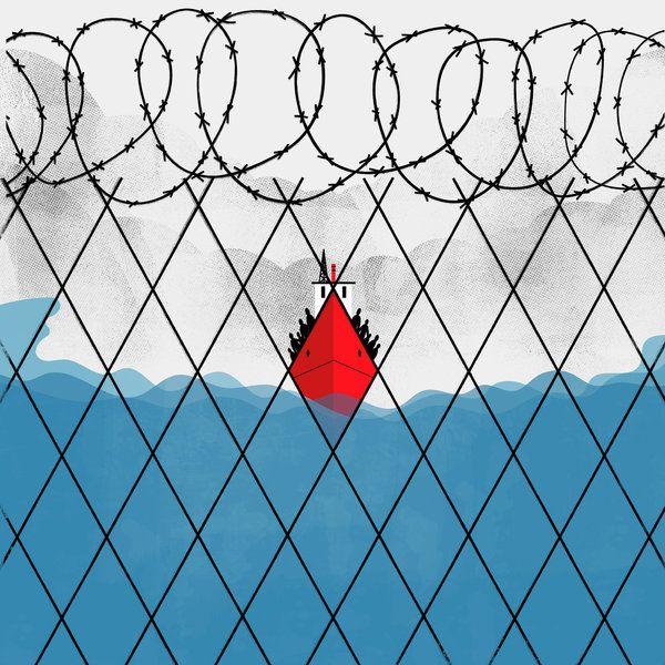 Australia's Rigid Immigration Barrier - NYTimes.com