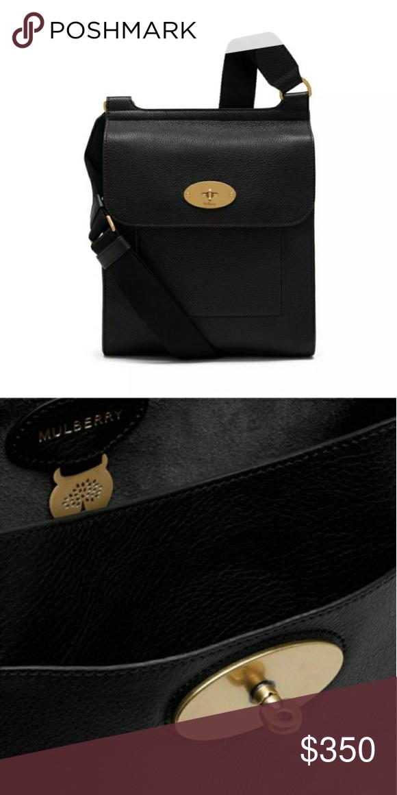 Brand New AUTHENTIC Mulberry Antony messenger bag  392d9de4bfdcf
