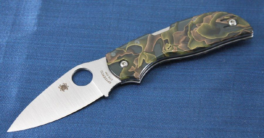 Spyderco Chaparral Raffir Noble | Folding Knives | Folding