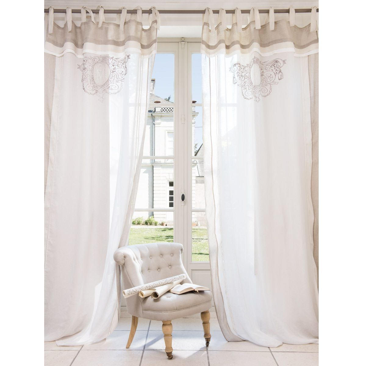 Maison Du Monde Tende.Tessile Drapes Curtain Drapes Curtains Curtains Decor