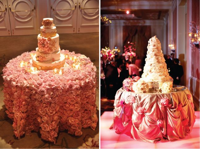 15 stunning cake table ideas cake table cake and weddings 15 stunning cake table ideas junglespirit Gallery