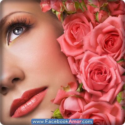 Mujer con flores imagenes bonitas de mujer romanticas - Fotos de flores bonitas ...