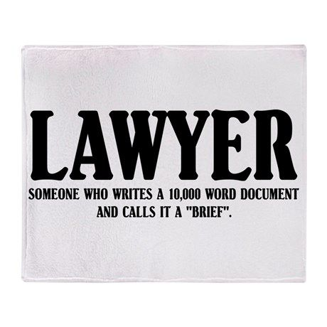Funny Lawyer Throw Blanket by teyes Law quotes, Law