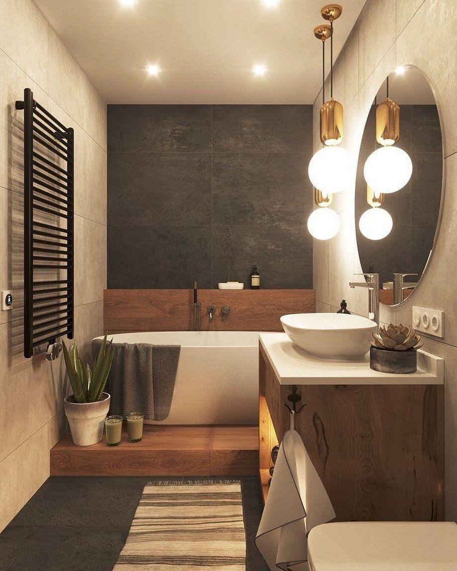 "Inspi_Deco on Instagram: ""▪️ Bathroom Design 😍  #picoftheday #toilette #wc #bathroom #bathroomdecor #bathroomdesign #bathroomideas #classy #whitedecor #decoration…"""