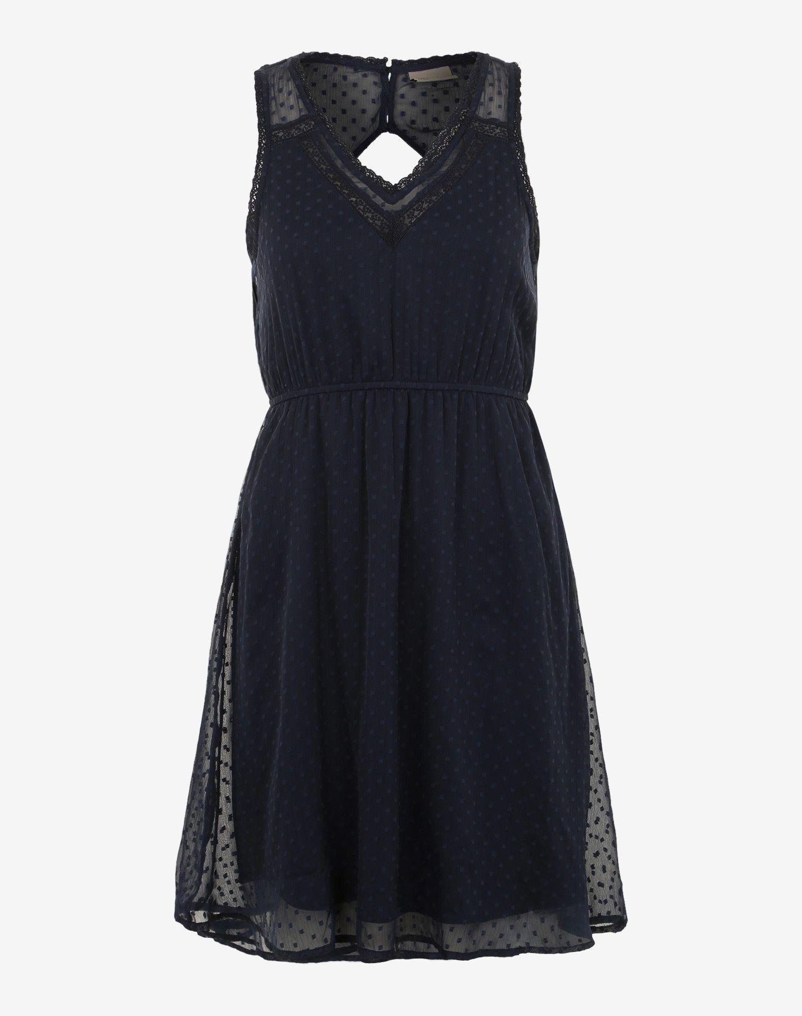 kurzes kleid 'vmbianca' - dunkelblau | kurze kleider