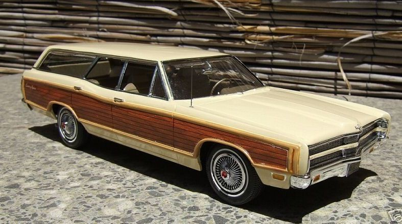 1969 ford ltd country squire 1 25th scale outstanding custom rh pinterest com