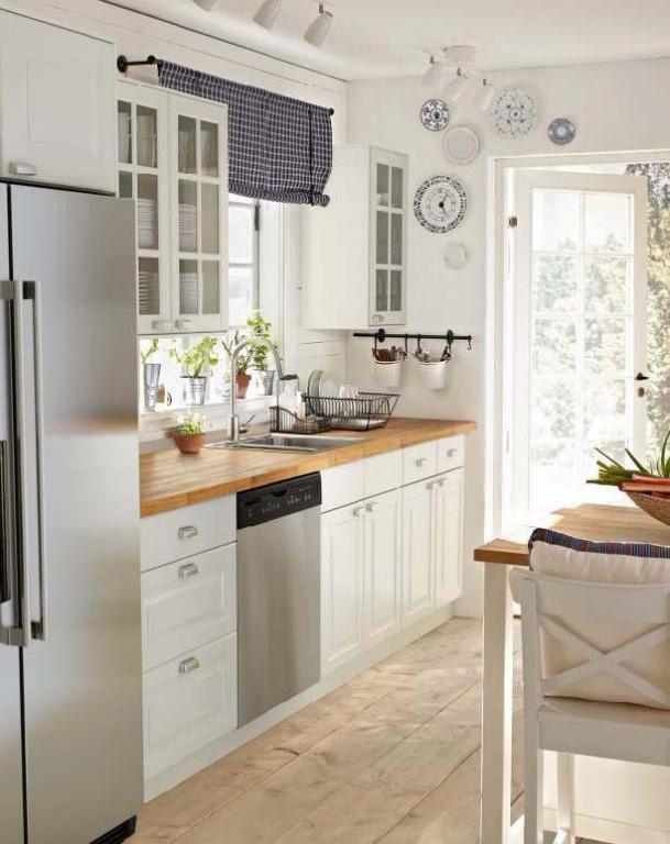 Cocinas baratas dise a tu cocina con un presupuesto - Cocinas pequenas y baratas ...