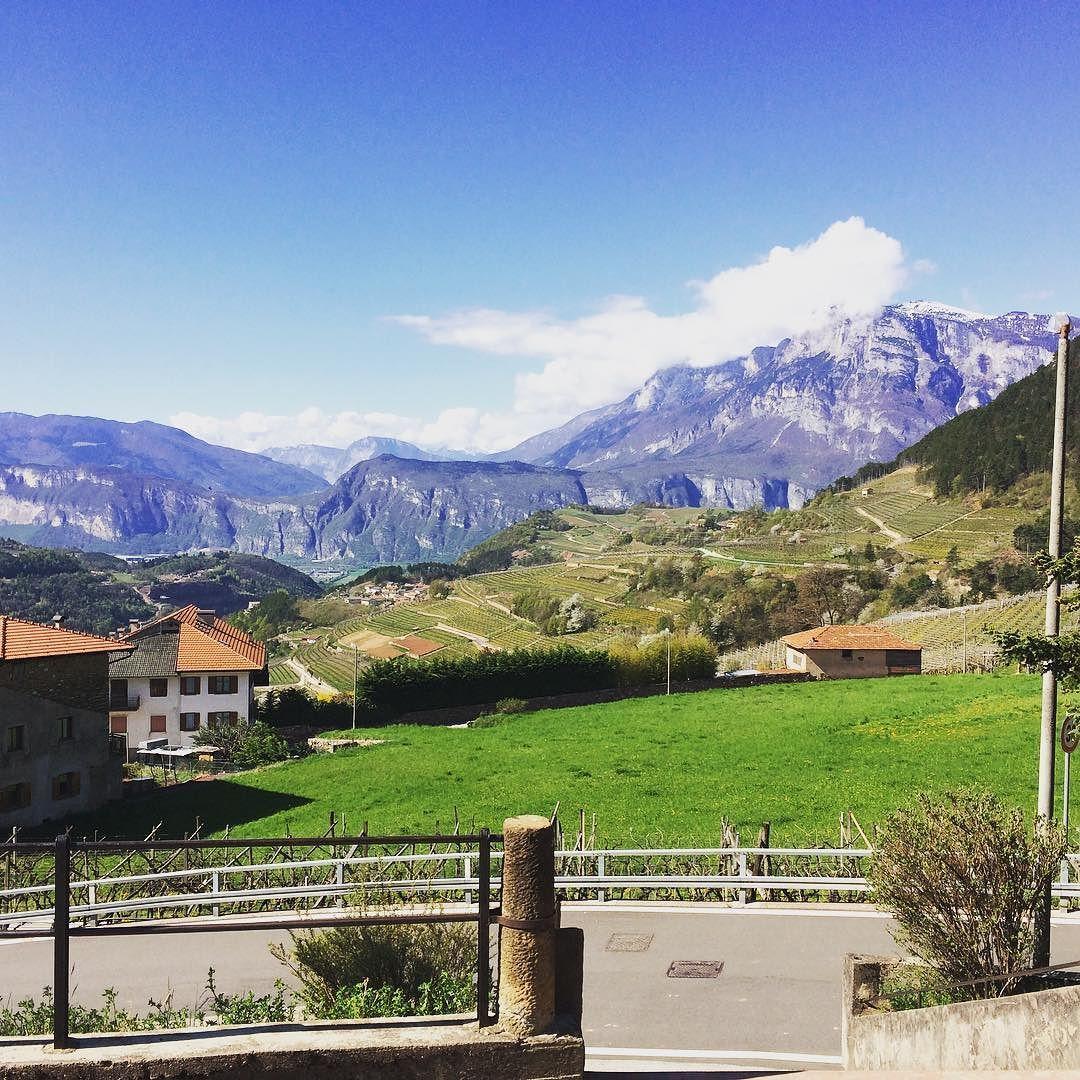 In Love With Trentino Valdicembra Giovo Mountains Alps Alpen