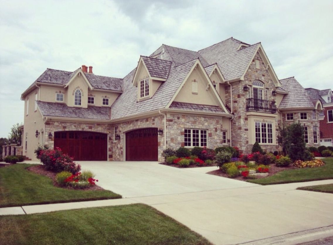 Dream Home Love This Home Big Beautiful Houses Dream House Mansions