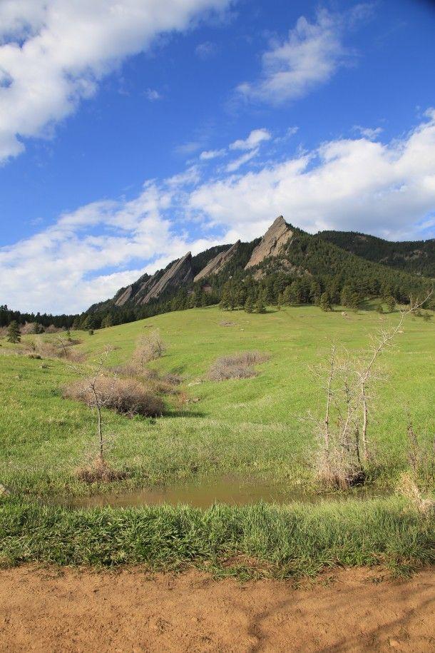 Unedited Boulder This Morning Landscape Unedited Boulder Morning Bouldering Beautiful Landscapes Landscape