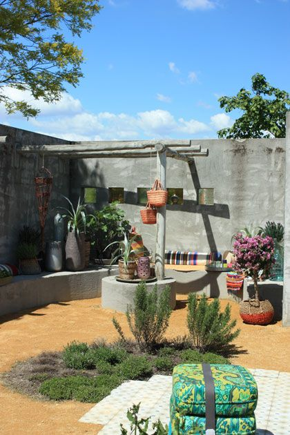 How to make a mediteranen garden mediterrane tuin aanleggen garden design - Outdoor tuinieren ...