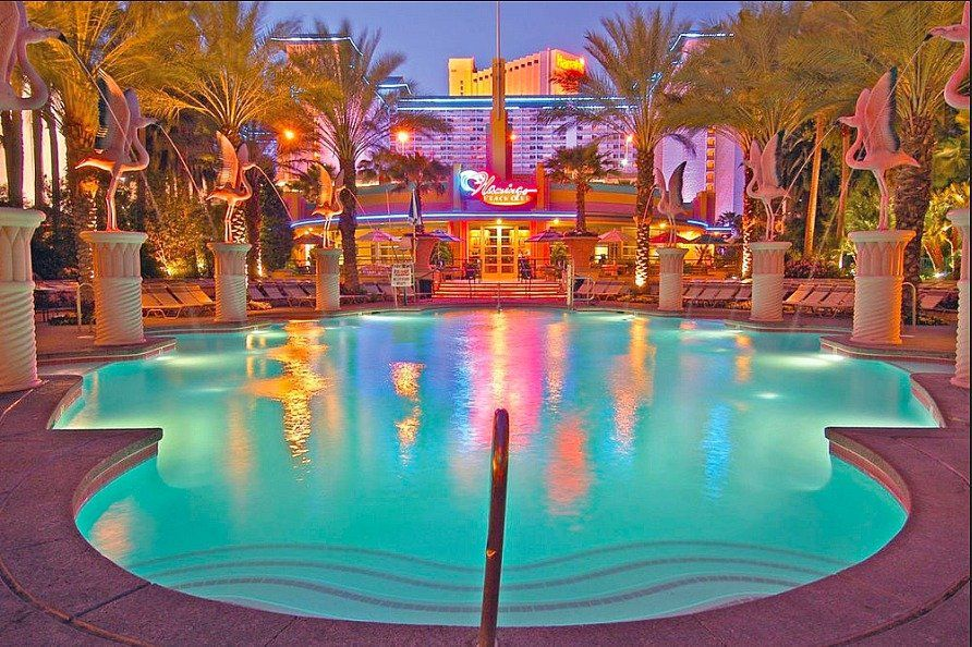 Top 20 cool and unusual hotels in Las Vegas 2020