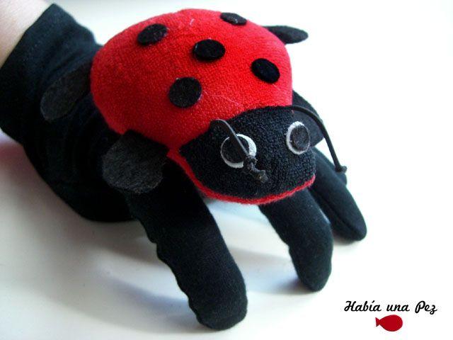 Marioneta guante pajaros buscar con google marionetas - Como hacer marionetas de mano ...