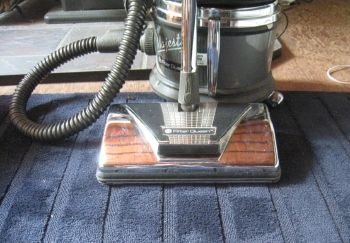 The Carpet Beating Attachment To A Filter Queen Vacuum Cleaner