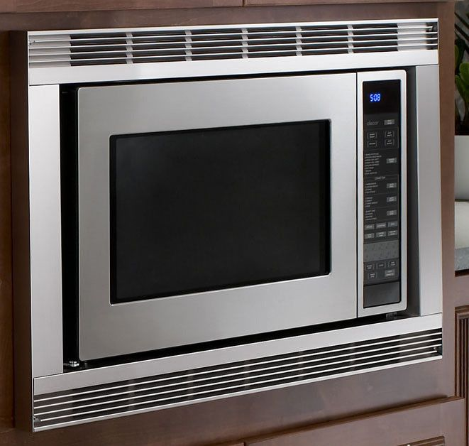 Dacor Dcm24s 1 5 Cu Ft Countertop Convection Microwave With 900 Watts Baking And Broiling Modes 10 Sensor Cooking Combination Roasting