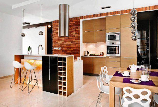 Zdjecie Nr 8 W Galerii Kuchnia Z Wyspa Mebel O Wielu Funkcjach Home Decor Breakfast Bar Decor