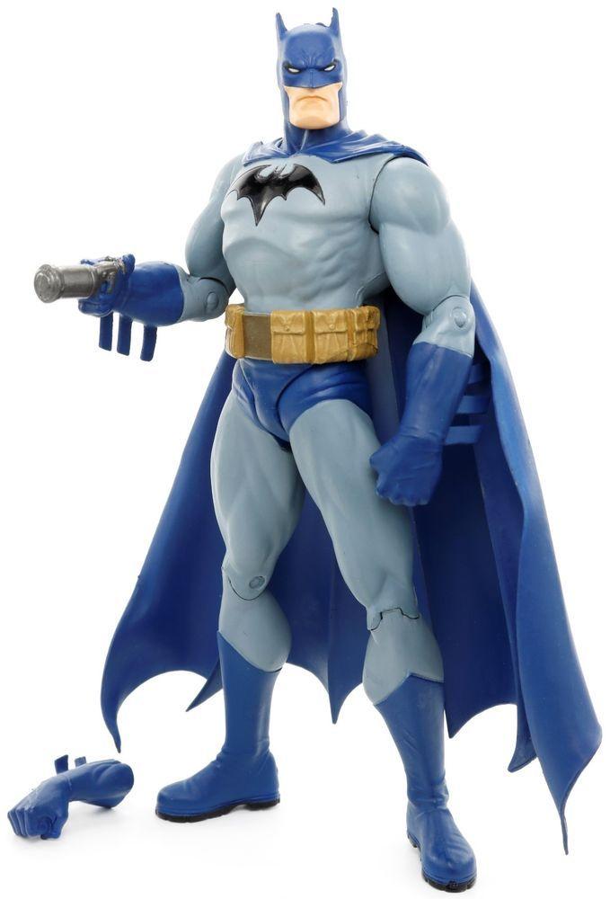 Dc Direct Batman Hush Series 1 Batman 6 75 Action Figure 2004 Dcdirect Batman Hush Batman Batman Figures