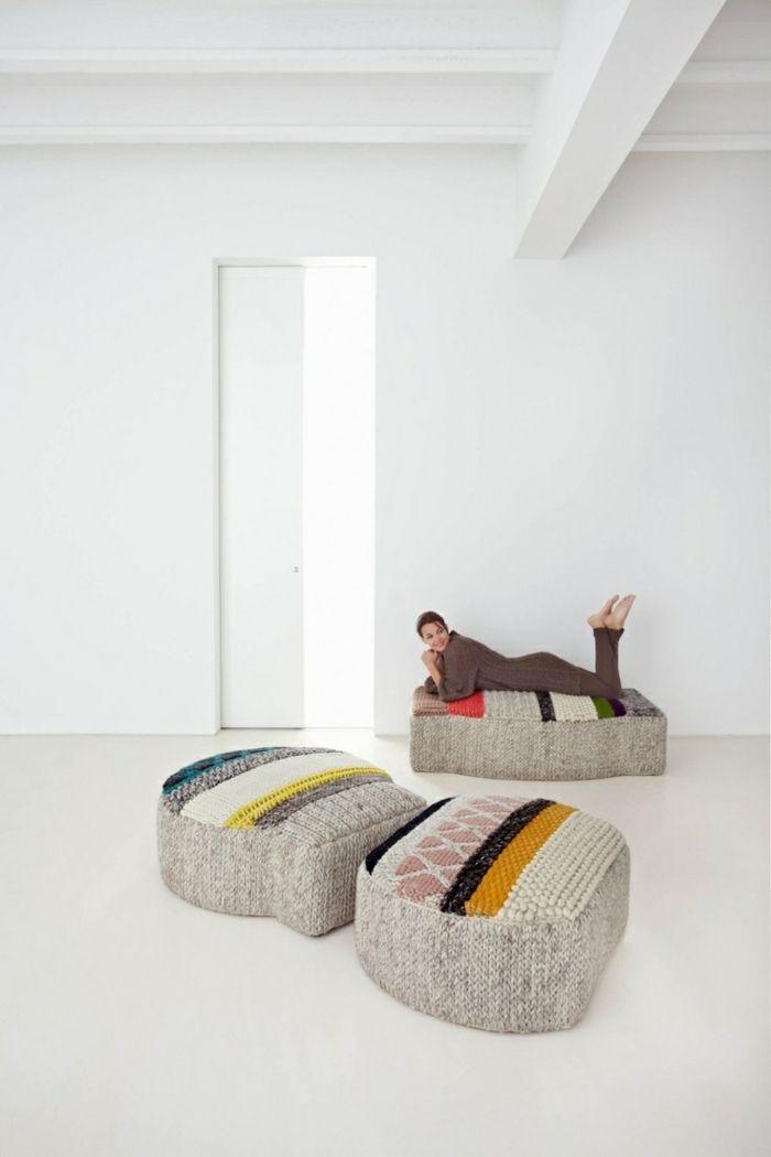 einrichtungstipps möbelideen strickmode kreative wohnideen | chair ...