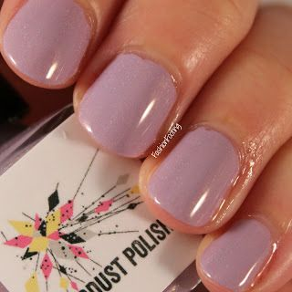 Stardust Polish Lovely Lilac