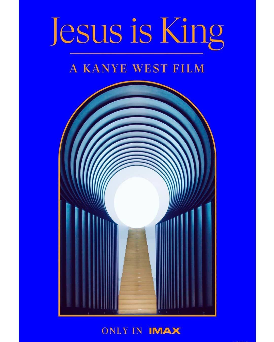 Poster Enviado Via Airdrop Para Os Fas Ontem Na Exibicao Do Jesus Is King A Kanye West Experience Kanyewest Ye Yeez Kanye West Kanye Jesus Is King Kanye