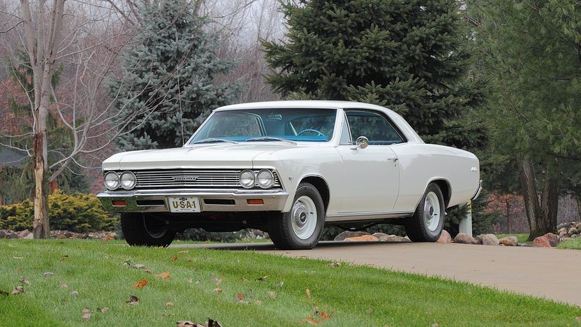1966 chevrolet chevelle presented as lot w128 at kissimmee