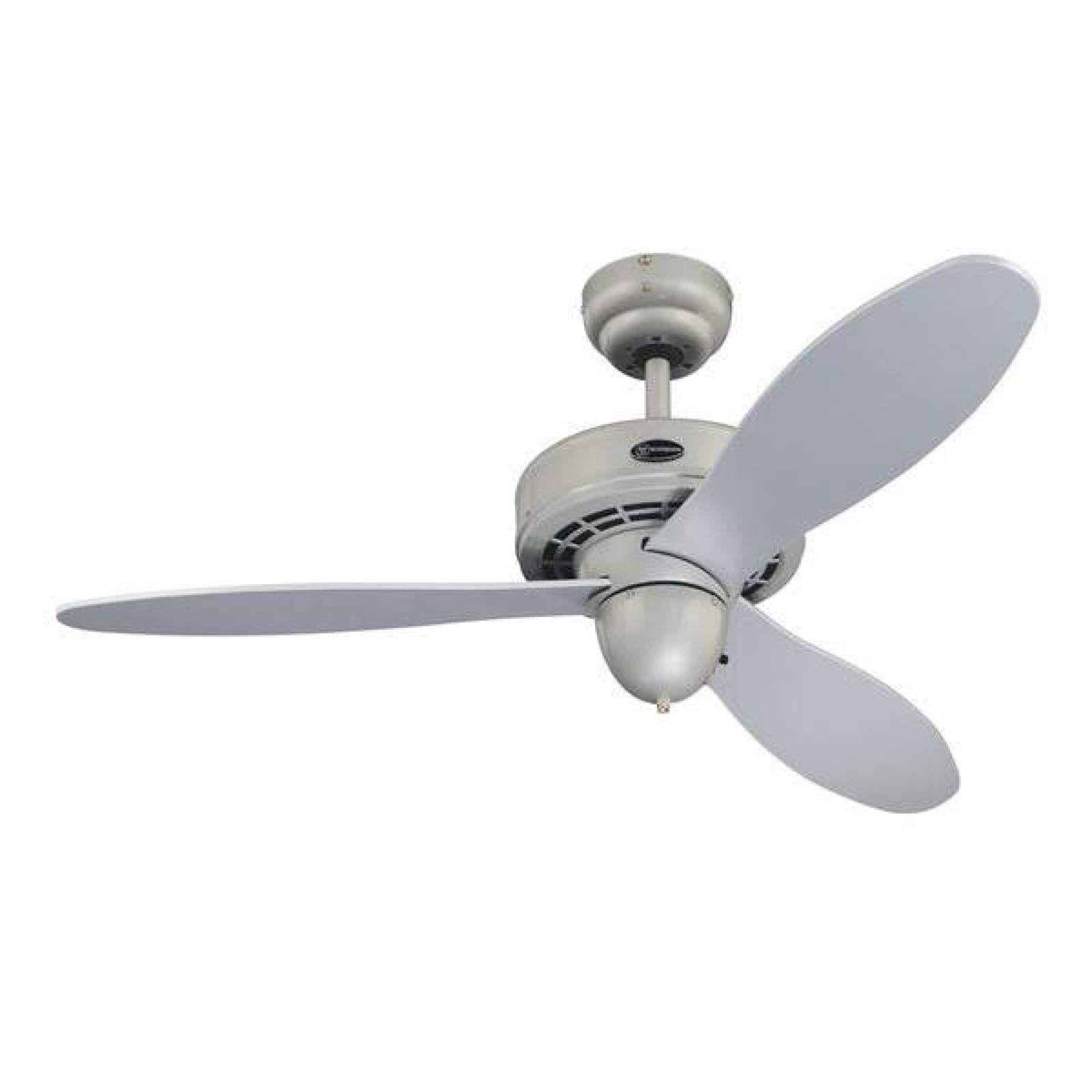 Westinghouse Ventilator Airplane Silber Ventilator Silber