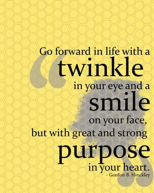 Image result for smile lds quote