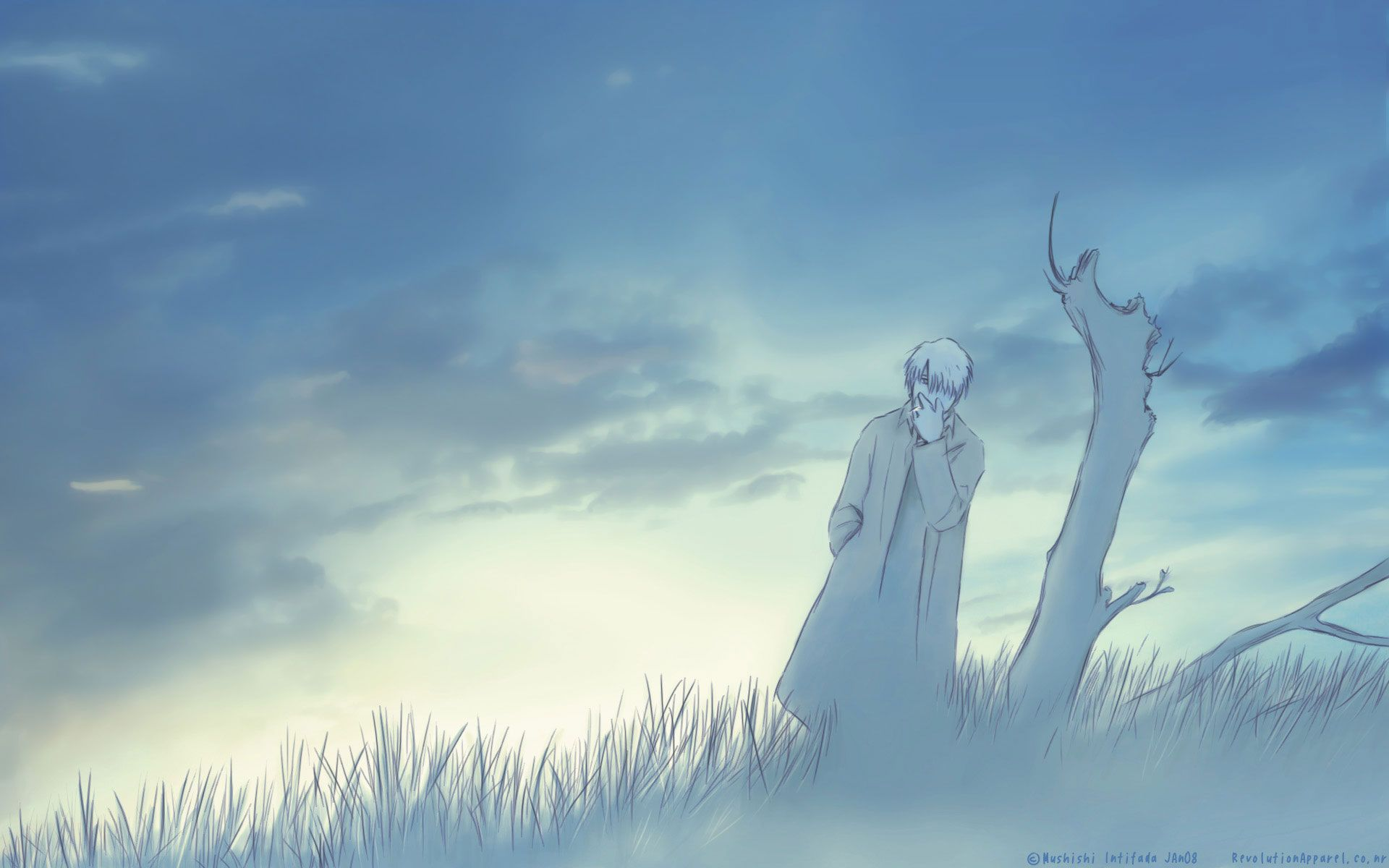 Mushishi wallpaper HD Wallpaper backgrounds, Wallpaper