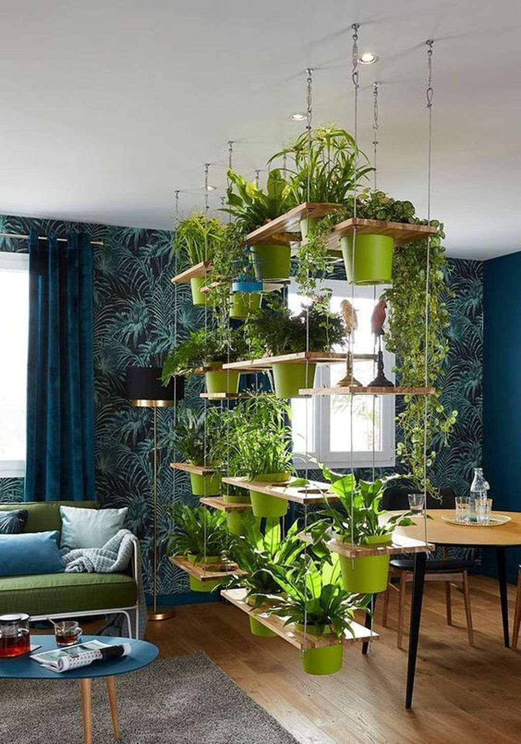 35 Beautiful Living Wall Indoor Decoration Ideas To Be A F