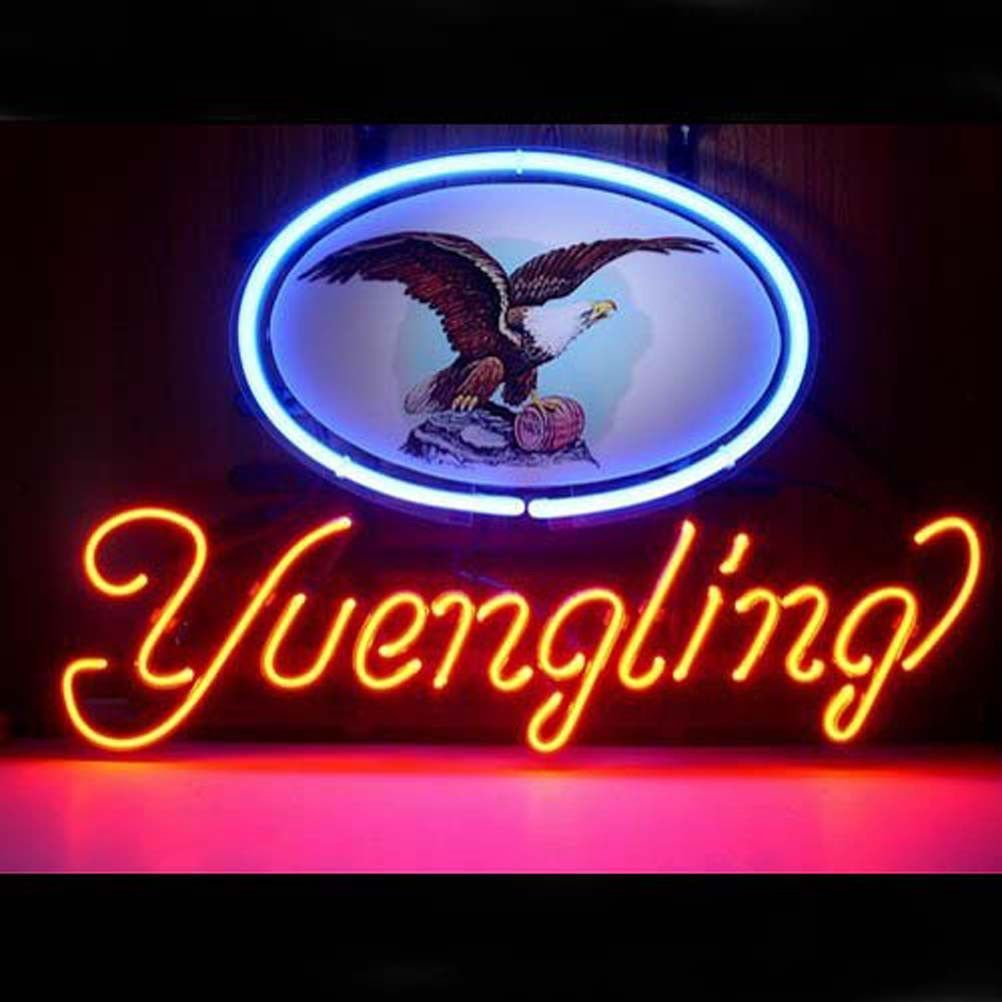 Personalized Neon Signs Enchanting Yuengling Beer Bar Open Neon Signshow I Love You Neon Signs Design Ideas