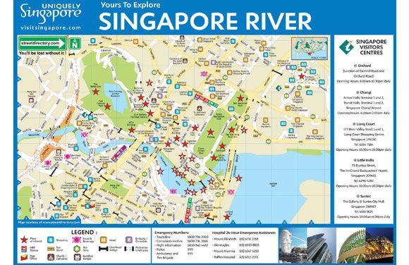 Maps, Apps & City Guides - Visit Singapore Official Site