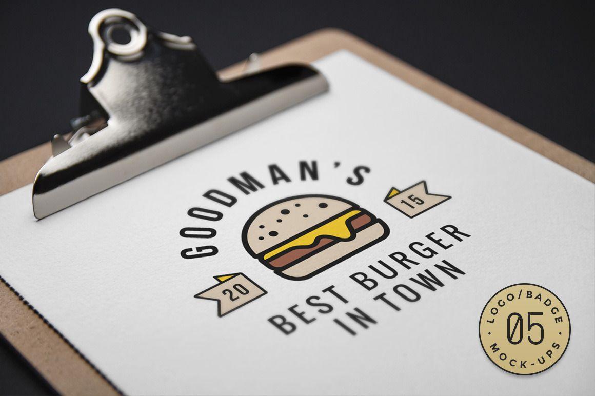 30 Mockups To Make Your Designs Look Incredible   Tipografía