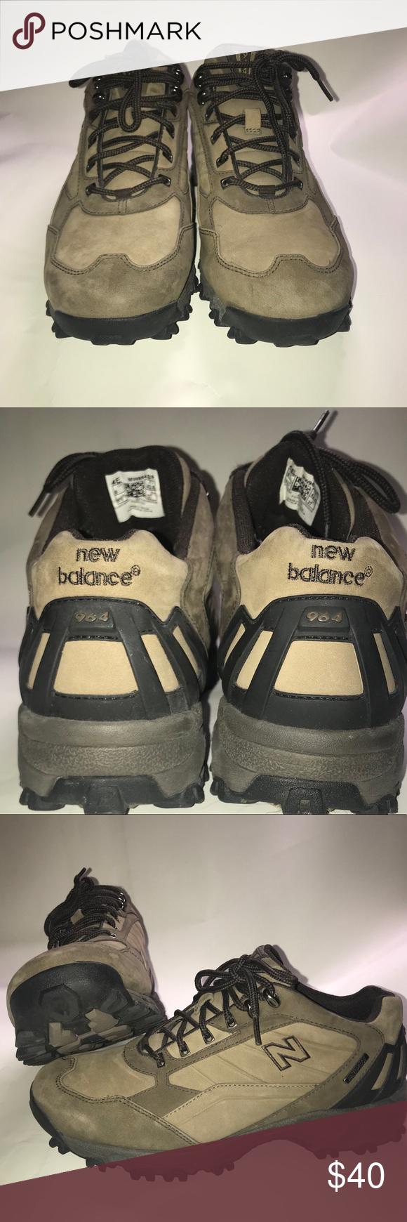 New balance 964   Hiking boots, New balance, Boots