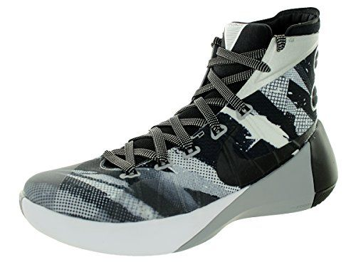 5b1695c6e81 Nike Men s Hyperdunk 2015 Prm White Black Wolf Grey Basketball I Love that  these come in 4 awesome color schemes!