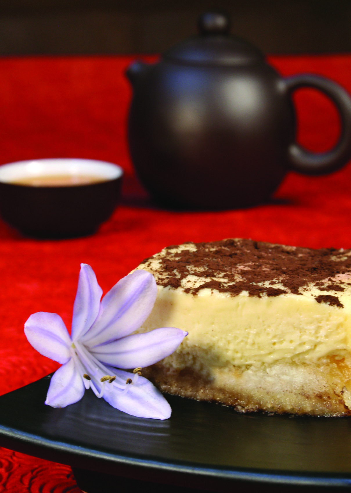 Chai Spiced Tiramisu Dessert Recipe Tea Recipes Tiramisu Dessert Dessert Recipes