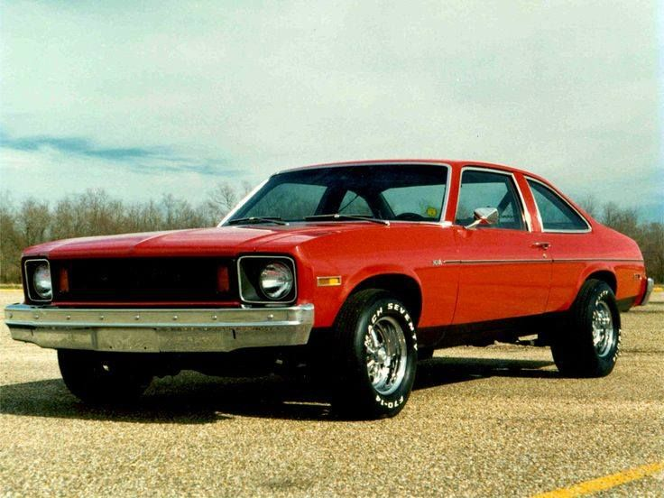 1975 Chevrolet Nova Chevrolet Nova Chevy Nova
