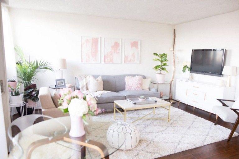 15 Comfy Modern Studio Apartment Design Ideas Small Apartment Living Room Small Apartment Living Living Room Decor Apartment