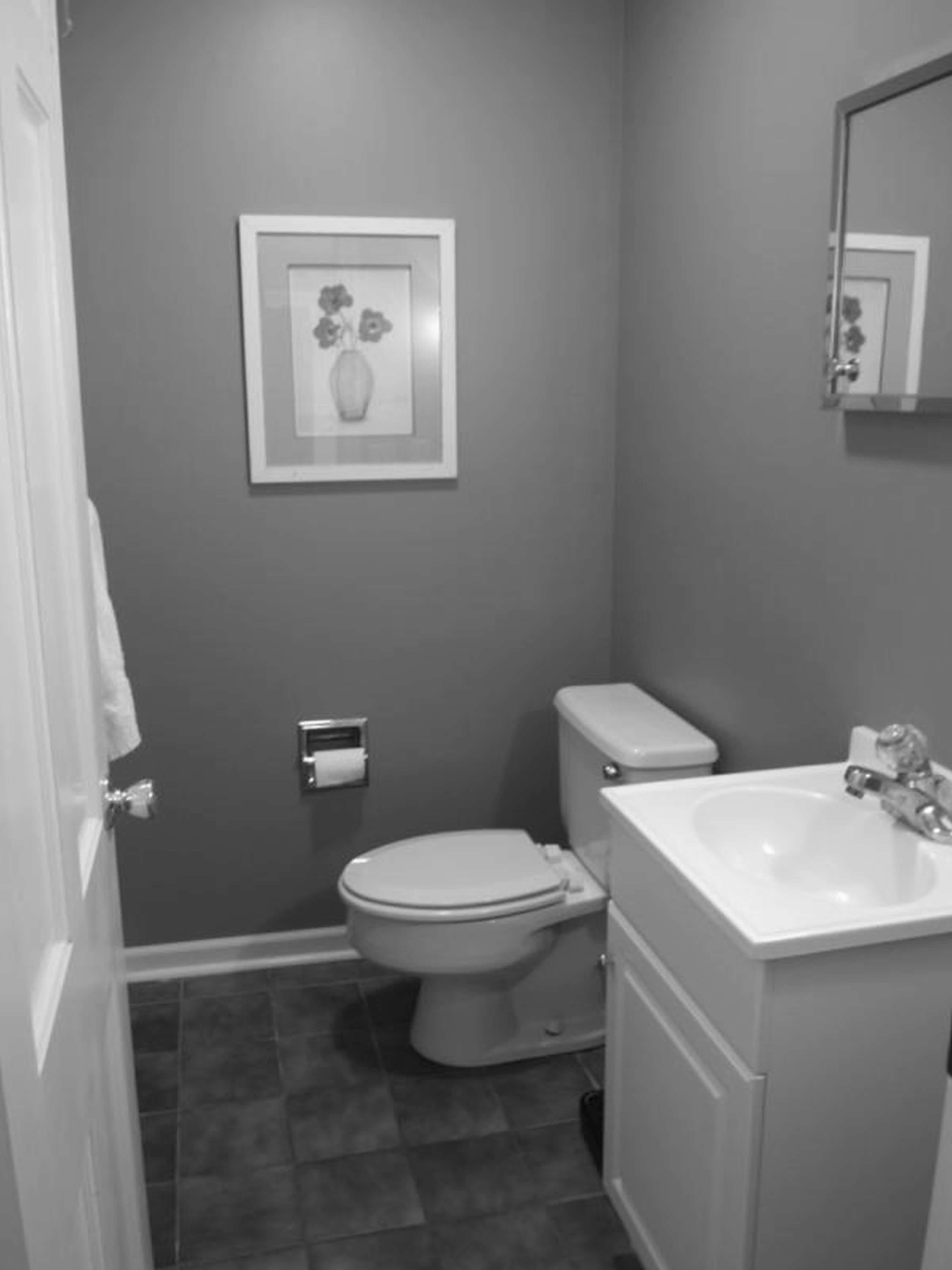 Beste Farbe Fur Kleine Badezimmer Ohne Fenster Badezimmer