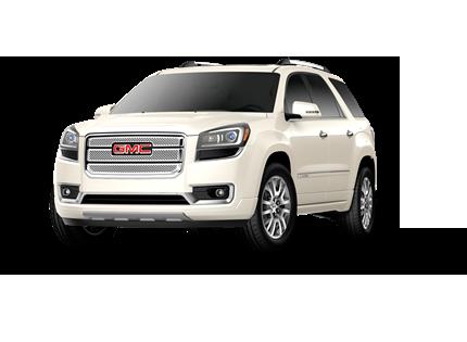 New 2013 Gmc Acadia Crossover Vehicle Gmc