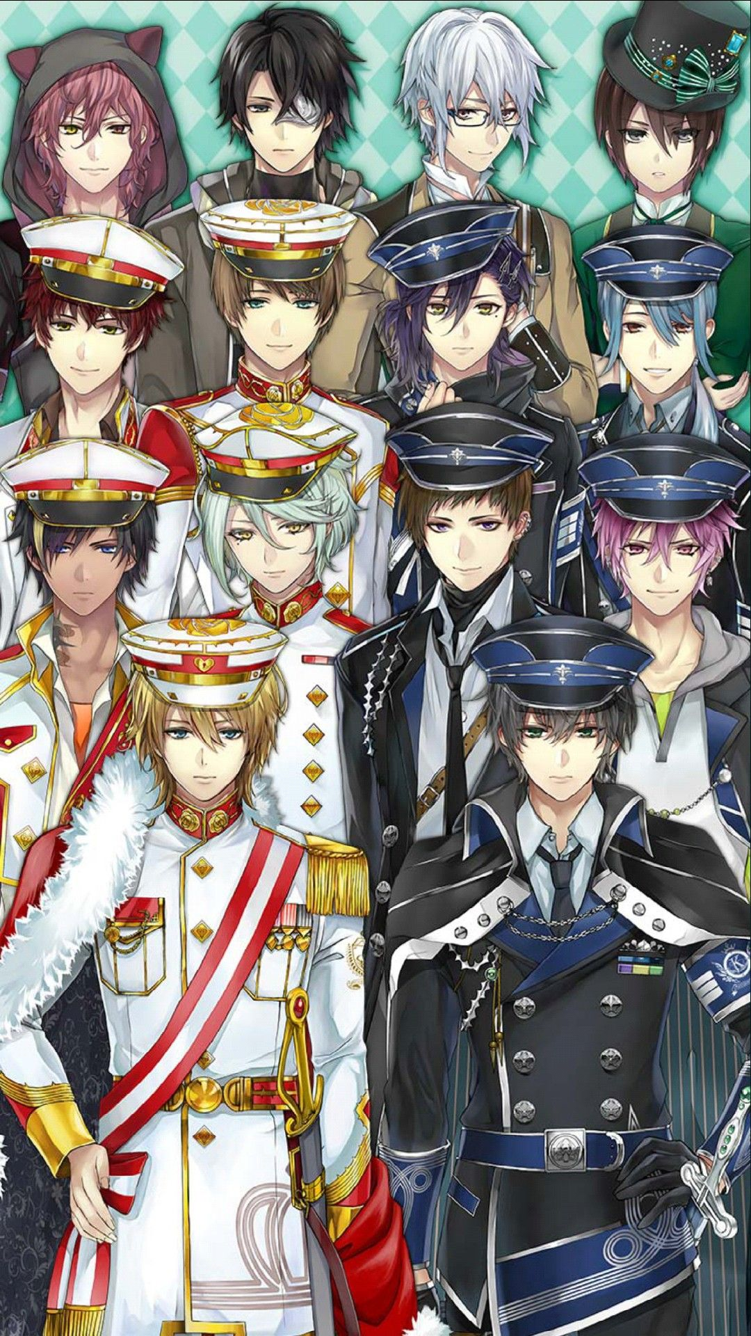 Ikemen Revolution in 2020 (With images) Anime guys