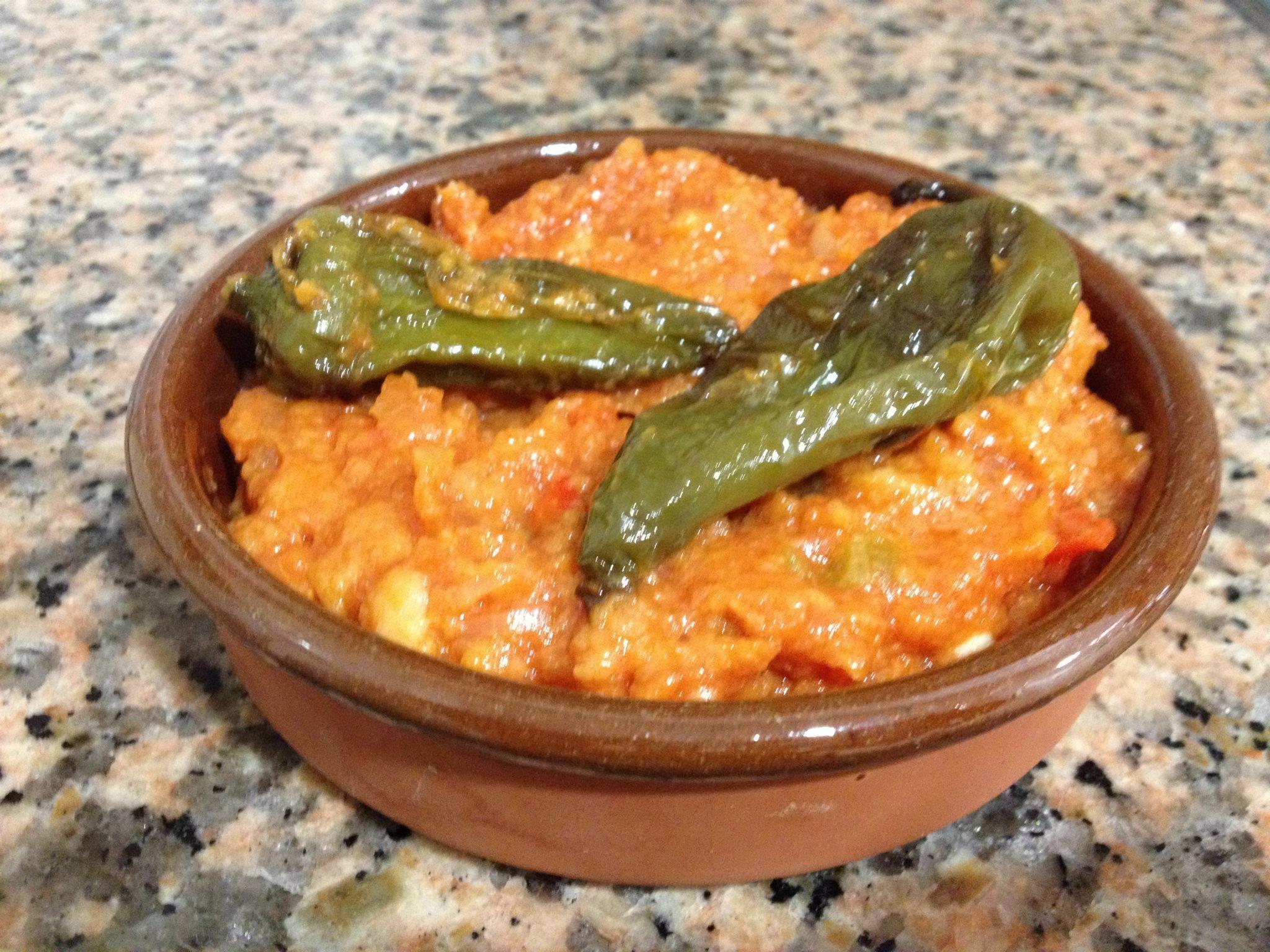 Sopa de tomate, receta de Paca Aragón